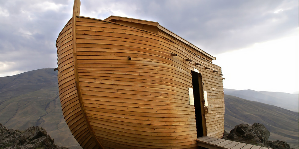 The Ark Encounter!