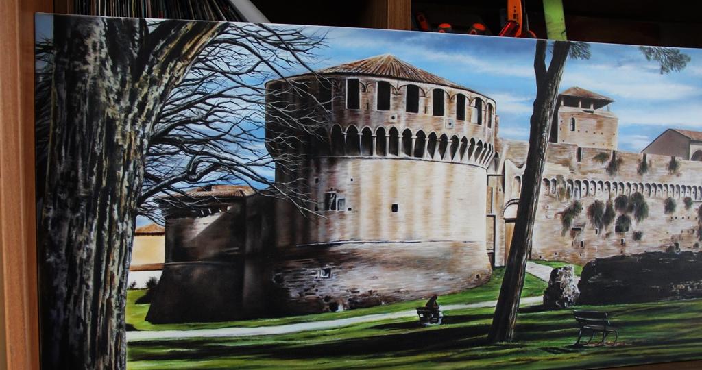 La Rocca di Imola