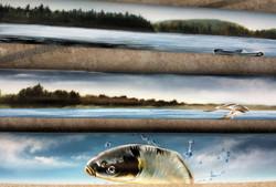 tubi porta canne da pesca