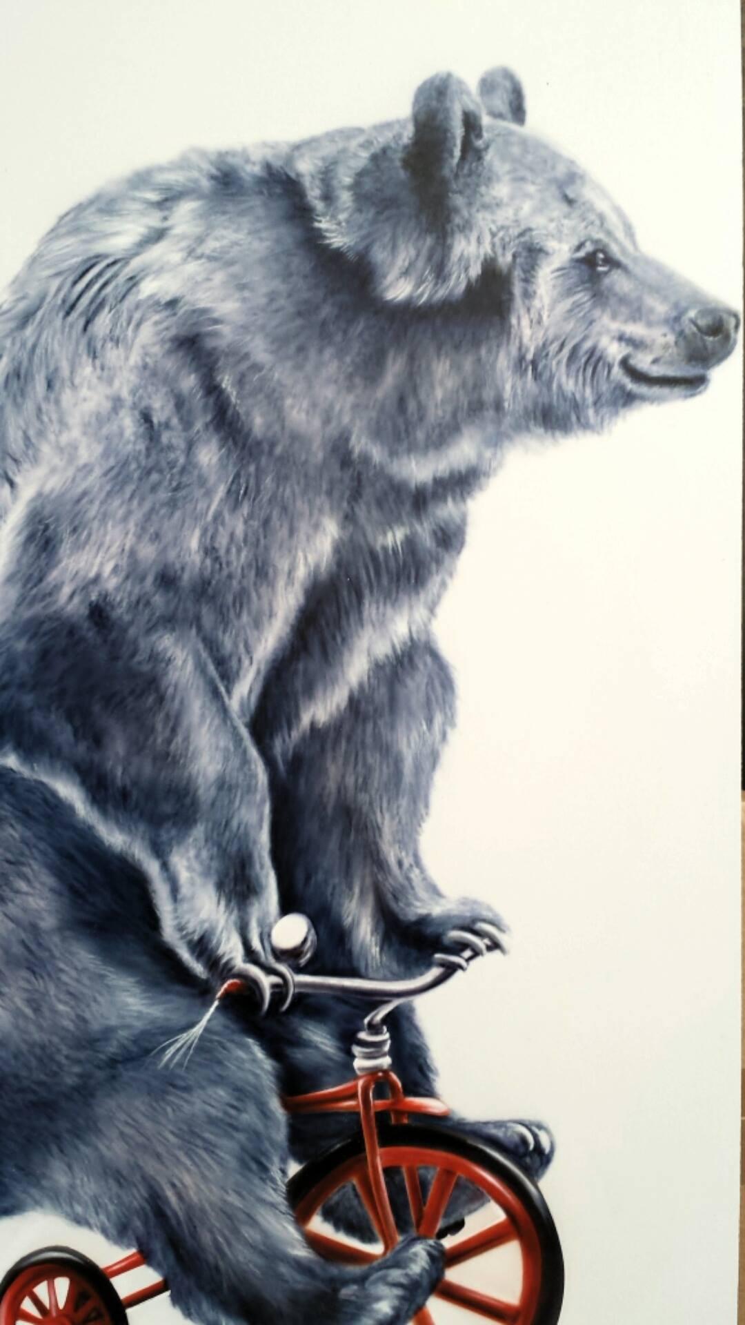 l'orso burlone