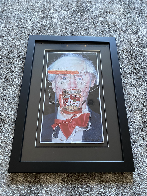 Andy Warhol M'm! M'm! Good!