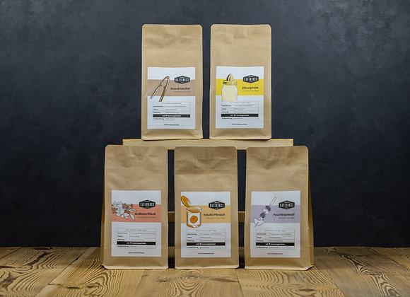 Kaffeeset für Siebträger