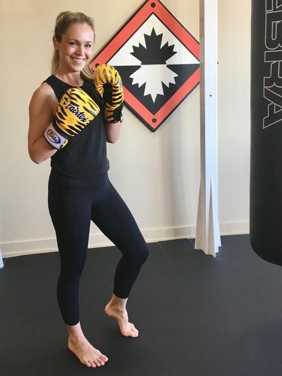 Elena's Fitness Story