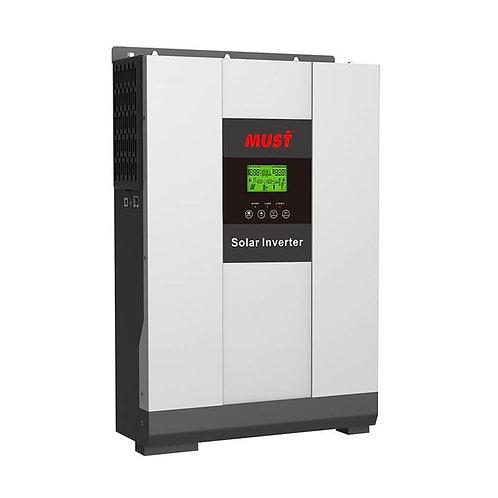 Hybrydowy falownik inwerter off-grid 3kW 48V MUST