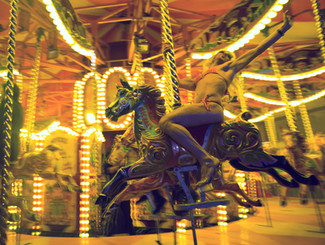 Riding High, Barry Cawston