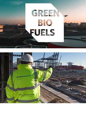News, Volker Fitzpatrick and Green Biofuels improve air quality and reduce GHG
