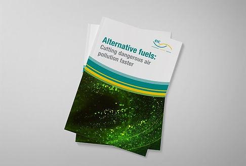 EIC Alternative Fuels: Cutting dangerous air pollution faster report clean air day