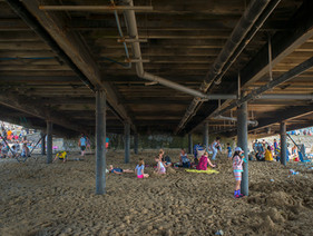 Under The Pier, Barry Cawston