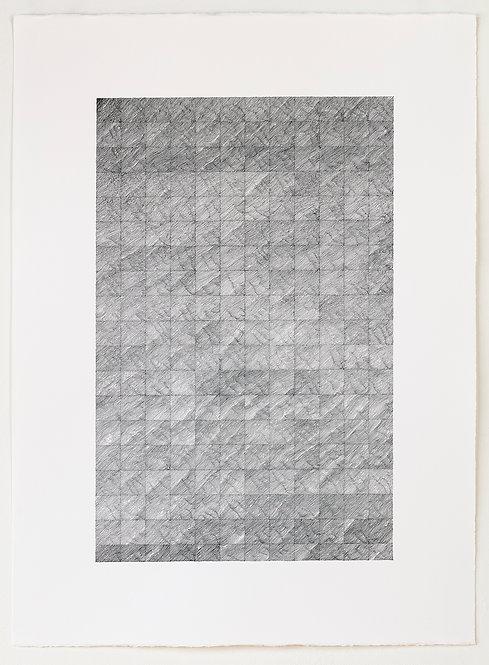 ANNA MOSSMAN / Small Diagonal Lines 10