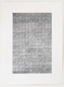 Small Diagonal Lines 11, 2018, Anna Mossman