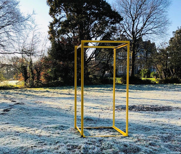 Yellow Cube, 2020