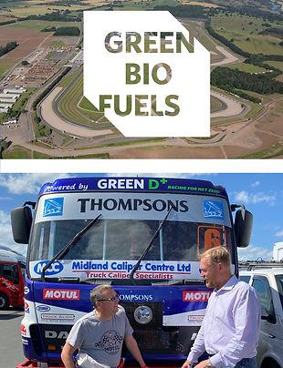 News, John Powell Racing using GreenD+ at British Truck Racing Donnington