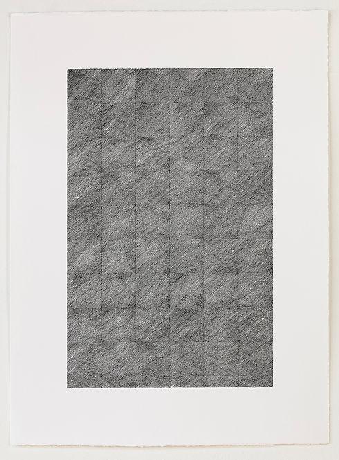 ANNA MOSSMAN / Small Diagonal Lines 9