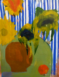 Sunflowers 2 (after Vincent)