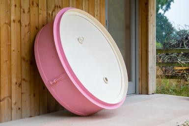 Grenville Davey - Pink Drum, 2012