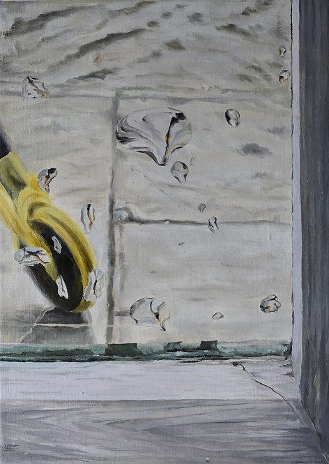 KATHERINE PERRINS / Raindrops and Bumblebee