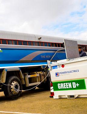 News, British off-road machinery operators can minimise CHG emissions