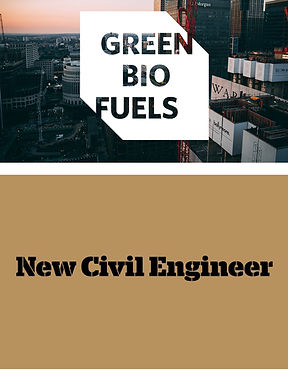 News, Environmental action is needed, not words, New Civil Engineer