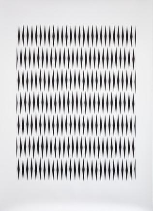 Blue/Grey Shiver, 2019, Anna Mossman