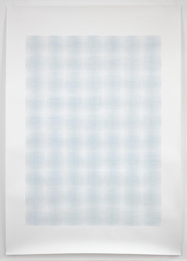 Blue/Grey Overlay, Anna Mossman, 2020