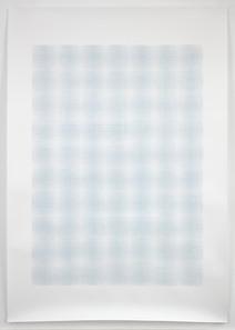 Blue/Grey Overlay, 2020