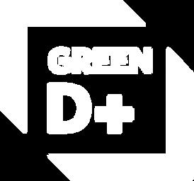 GreenD+ logo