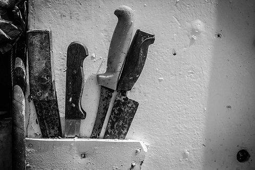 MELANIE VAXEVANAKIS / Tools