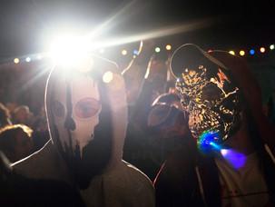 Masked Ball, Barry Cawston