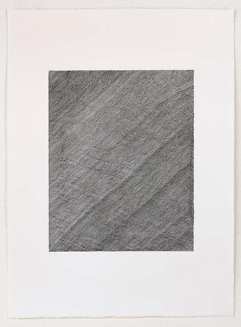 ANNA MOSSMAN / Small Diagonal Lines 1