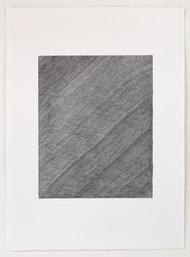 Small Diagonal Lines 1, 2017, Anna Mossman