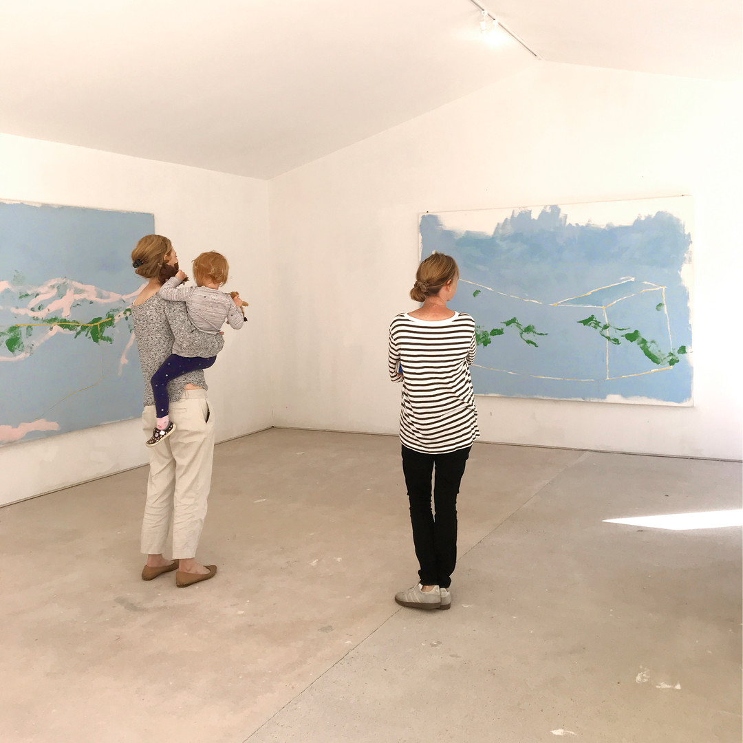 STILL LIFE exhibition, work by Magnus Hammick