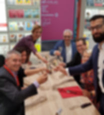 DK Verlag and Virtusales at Frankfurt Bookfair 2018