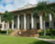 Hawaii Unversity campus