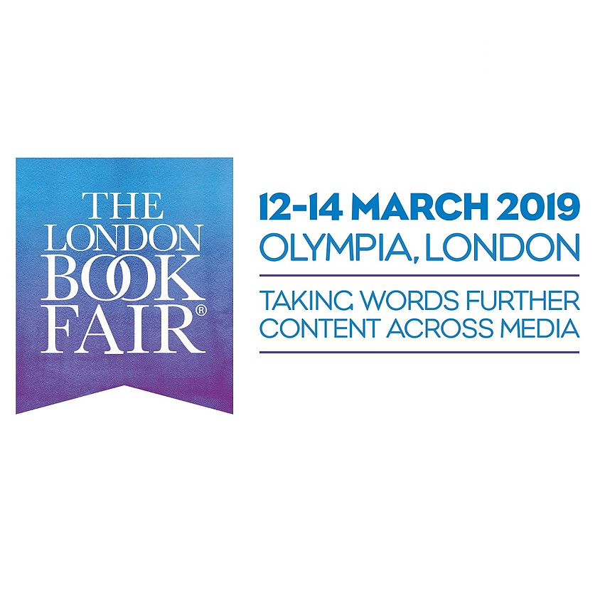 London Book Fair 2019 (stand 3A50)