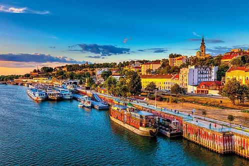 Belgrad Sevgililer Günü Turu Thy ile 13-16 Şubat 2020 Vizesiz