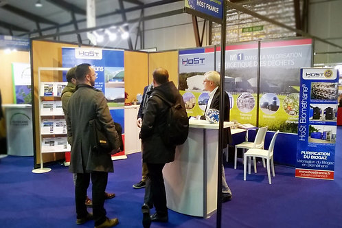 Biogaz Europe 24-25 Mart 2021 Nantes