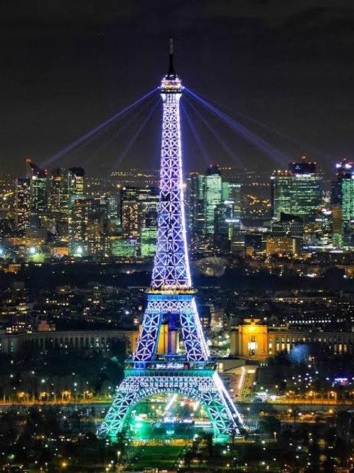 Paris Turu 3 Gece 4 Gün / Uçak Hariç