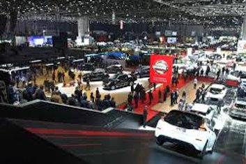 GENEVA INTERNATIONAL MOTOR SHOW 04-14 Mart 2021 Cenevre