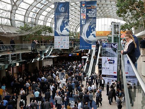 METEC GIFA  12-16 Haziran 2023 Düsseldorf