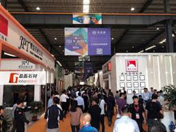 SHUITOU INTERNATIONAL STONE FAIR  08-11 Kasım 2019 Shuitou
