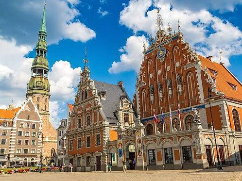 Riga Sevgililer Günü Turu Thy ile 13-16 Şubat 2020