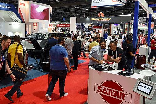 Automechanika Dubai 07-09 Haziran 2021
