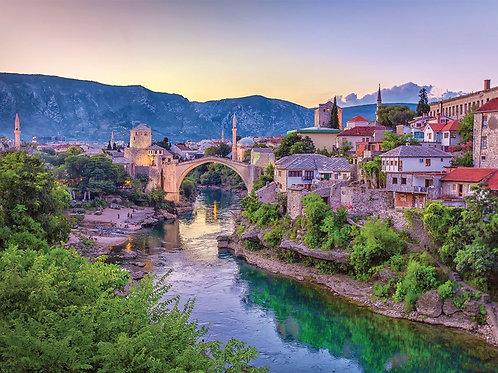 Saraybosna Sevgililer Günü Turu Thy ile 13-16 Şubat 2020 Vizesiz