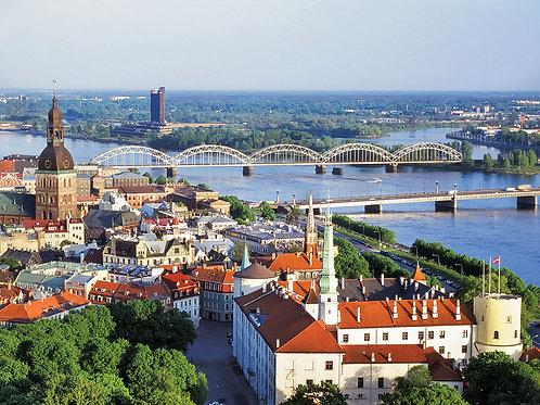 Riga Özel Turu Thy Tarifeli Sefer 29 Ocak - 01 Şubat 2020