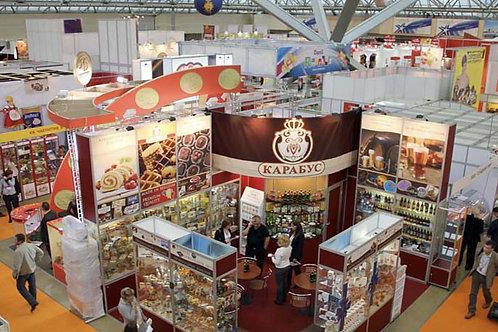 World Food Moscow 21-24 Eylül 2021 Moskova