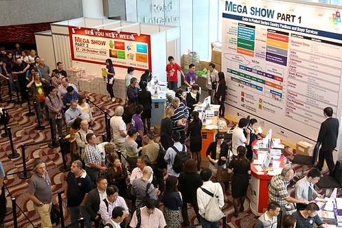 Mega Show Part 2 27-29 Ekim 2021 Hong Kong