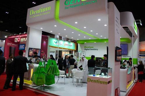 AEEDC Dubai-Arab Dental Exhibition 29 Haziran-01 Temmuz 2021