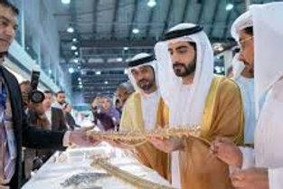 Watch & Jewellery Middle East Show 05-09 Ekim 2021 Sharjah