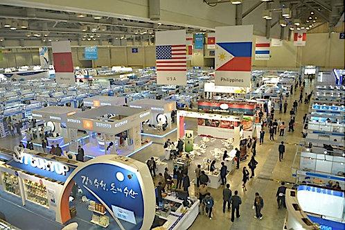 BISFE Busan Int'l Seafood & Fisheries Expo 05-07 Kasım 2020
