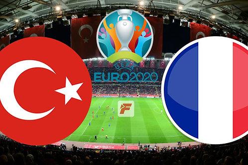 Fransa Türkiye Milli Maç Turu 13-15 Ekim 2019 Paris